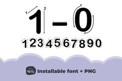 Artsy Regular Alphabet Tracing - Fonts for Teachers Product Image 2