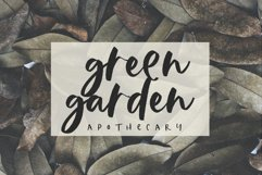 The Coast - Handwritten Script Font with Extras Product Image 5