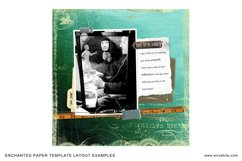 Enchanted Paper Template Overlays Product Image 4