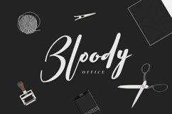 Rohtwo Typeface Signature Product Image 2