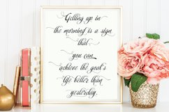 Calligraphy script Product Image 2
