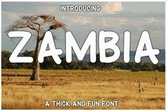 Zambia Product Image 1