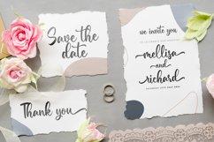 Maylena a Romantic Script Font Product Image 4
