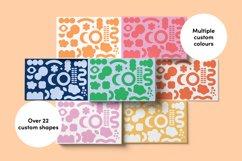 Organic Cutouts Product Image 8