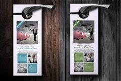 Business Dealing Door Hangers Product Image 2