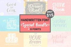 Handwritten Font Special Bundle Product Image 1