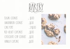 Gingerbread Cookies - A Script Font Duo Product Image 3