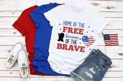 4th of july svg bundle, Memorial Day SVG, patriotic svg Product Image 2