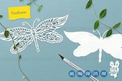 Dragonfly svg bundle, Svg Png Pdf Eps Dxf, Animal svg Product Image 2