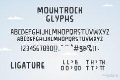 Mountrock - Summer Camp Font Product Image 6