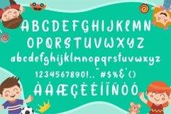 Degan Kids Font Product Image 4
