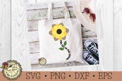 Flower SVG Bundle-Inspirational Words-Spring Flowers Bundle Product Image 5