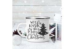 We wish you a Merry Christmas Svg, Christmas Svg, Christmas Product Image 2