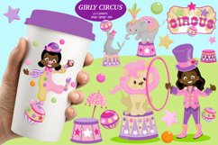 African American Pink Circus pac Product Image 4
