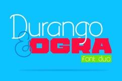 Durango & Ogra Font Duo Product Image 1
