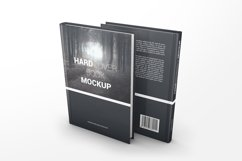 Hardcover Book Mockups Product Image 6