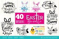Easter Bundle SVG 40 designs Product Image 2