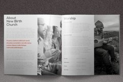 Core Church Brochure Template Product Image 5