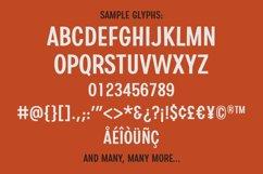 Jaywalker - Display Font Product Image 2