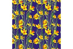 Seamless spring pattern Product Image 1
