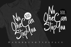 Slatter - Handbrush Typeface Product Image 6