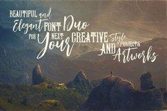 Orleans Script Font Duo Product Image 3