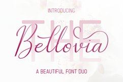 The Bellovia Font Duo Product Image 1