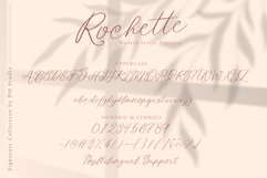 Rochette - Elegant Signature Font Product Image 6