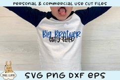 Only Child Big Brother SVG Product Image 1