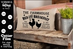 The Farmhouse Bed and Breakfast 2 SVG Product Image 1