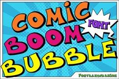 Comic Boom Bubble Product Image 2