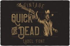 Quick or Dead Product Image 3