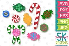Christmas SVG Bundle - 12 - SVG DXF EPS PNG JPG Product Image 2