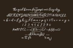 Rosela   Beauty Natural Script Font Product Image 6
