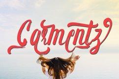 Carmentz Brush Script Product Image 1