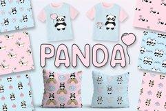 Cute Panda Product Image 1