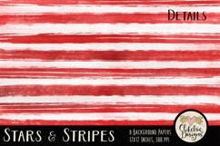 Stars and Stripes Background Textures Product Image 3