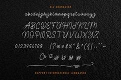 Darlington - Script Monoline Vintage Product Image 6