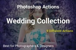 Wedding Collection - PS Actions Product Image 1