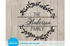 Wedding sign SVG, Mr and Mrs SVG, Just Married Sign SVG Product Image 1