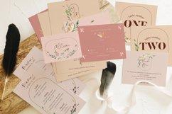 Nude & Terracotta Foliage Wedding Suite Product Image 3