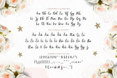 Web Font Mandala - Script Font Product Image 4