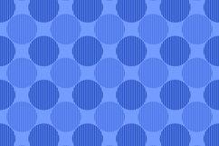 16 Seamless ThreeTone Circle Patterns Product Image 6