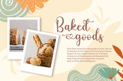 Sweet Cakery Script Product Image 5
