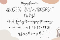 Allegory - Calligraphy Font Product Image 2