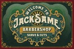 Rosvard - Vintage Layered Typeface Product Image 3