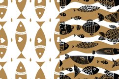 Gold and fish. Product Image 5