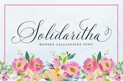 Solidaritha Script Product Image 1