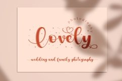 Magical script font family Product Image 4
