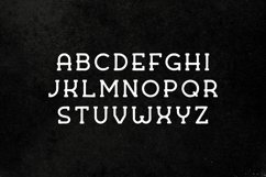 Kohm - Vintage Font Product Image 2